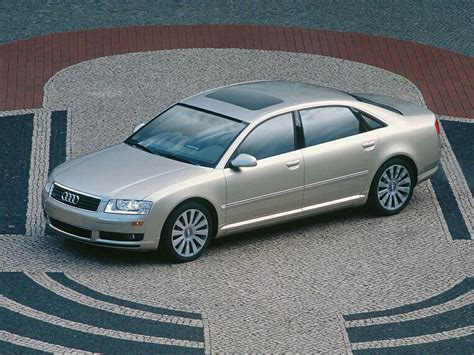 Audi A8 L Picture by 2002 Audi A8 L Picture 1497 Car Review Top Speed