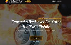 Tencent Gaming Buddy Requirements Pc Games World