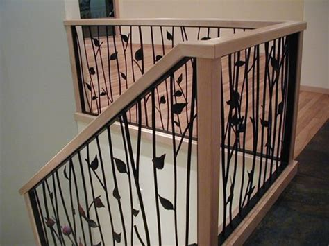 Indoor Banisters And Railings by Twig Railings For Stairs Interior Design View Deck Railing