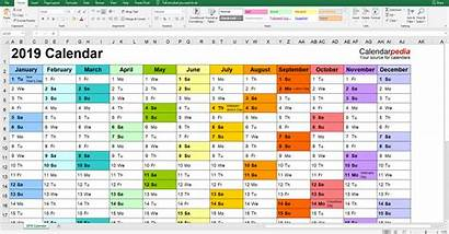 Excel Planner Weekly Template Templates Calendarpedia Week