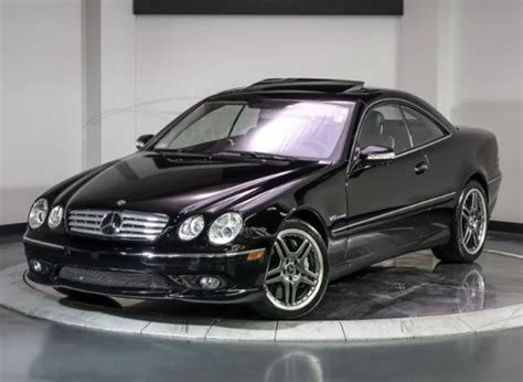 Inside, the cl 65 amg featured the same elegant interior as its brothers, but there were few differences. 2006 Mercedes-Benz CL65 AMG for sale on BaT Auctions ...
