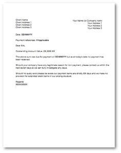 strong payment reminder letter invoice reminder template