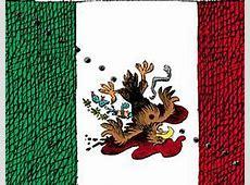 La bandera, el 'narco' y una polémica caricatura México