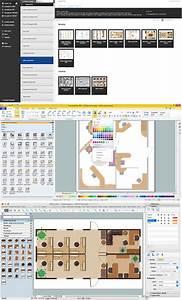 Interior Design  Office Layout Plan Design Element
