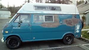 Ford Econoline E200 1969 Supervan Camper Motorhome Surfbus