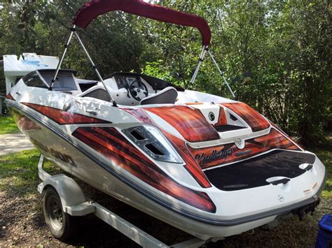Boat Names Starting With X by Seadoo Challenger Jet Boat Graphics Wraps