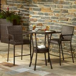 ty pennington style parkside 3 piece bistro set limited