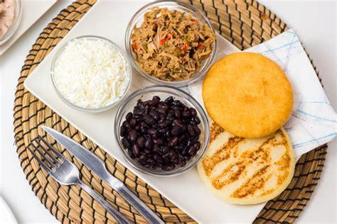receta de arepas venezolanas fritas unarecetacom