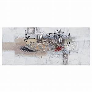 tableau moderne rectangulaire With panneau de couleur peinture murale 10 tableaux gris achat vente tableaux gris pas cher