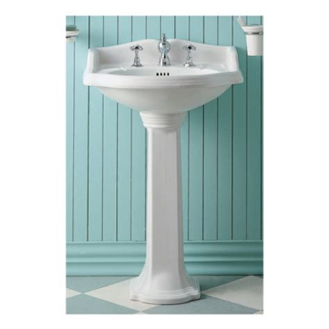 bathroom faucets white china bathroom pedestal sink by