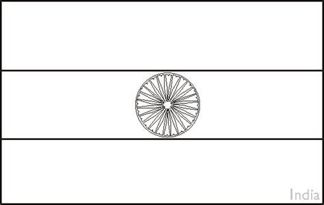 India Coloring Page - Eskayalitim