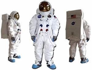 Apollo 11 Space Suit Hi-Fi Replica