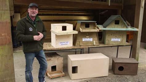choose   barn owl nestbox design youtube