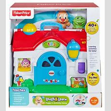 Fisher Price Laugh & Learn Puppy S Activity Home Playset