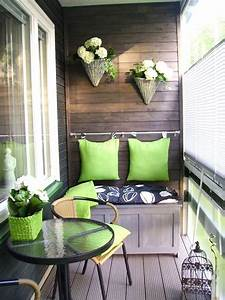 Small, Balcony, Decorating, Ideas, For, Modern, Homes
