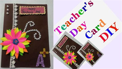 How To Make Greeting Cards For Teachers Day Step By Step Poppin Business Card Case Fossil Wenger Balmain Wood Easy Creator Unique Visiting Online Canva