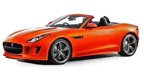 Jaguar F-type Convertible Price In India, Images, Reviews