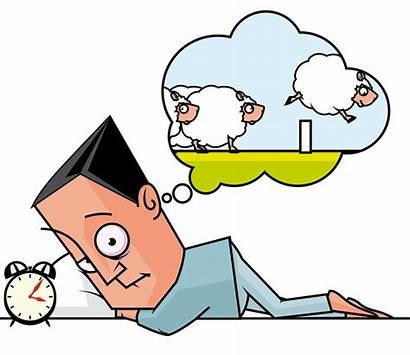 Sleep Insomnia Causes Clip Disorders Disorder Cartoon