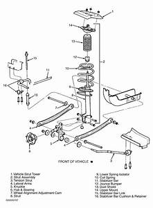 Independent Rear Suspension Diagram