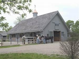 morton buildings horse barn in illinois morton With barn builders illinois