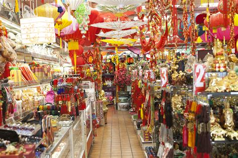 Best shops in Los Angeles' Chinatown for fashion, design
