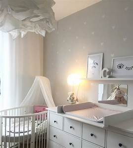 Babyzimmer Einrichten Junge : stokke babybett kinderzimmer babyzimmer herzchen ikea wickelkommode hemnes t a n n n y ~ Sanjose-hotels-ca.com Haus und Dekorationen