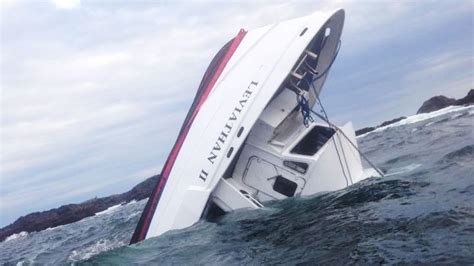 Boat Sinking Vancouver by At Least 5 Dead After Tour Boat Sinks B C Coast Ctv