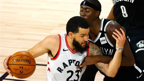 Powell has 24 points, Raptors beat Nets 104-99 to take 2-0 ...