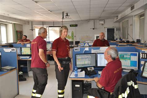 vigili del fuoco  milano la visita  cronacamilano