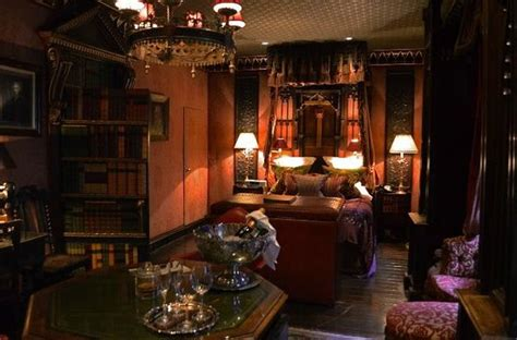 The Library Suite Bath  Picture Of The Witchery By The