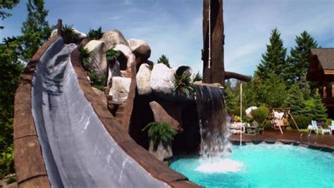 pool captures logging history video hgtv