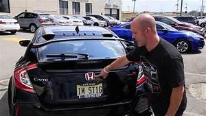 Civic Type R Walkaround with Honda Pro Jason - YouTube
