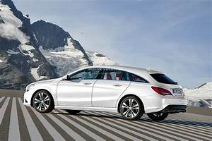 Mercedes Cla Break : mercedes benz cla shooting brake arrives next year ~ Melissatoandfro.com Idées de Décoration