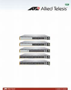 Allied Telesis At