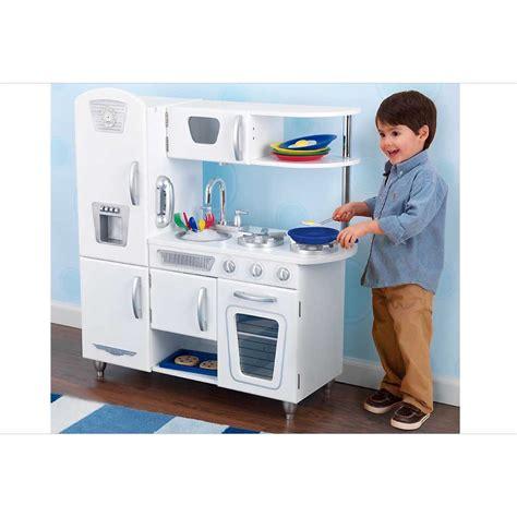 cuisine pour enfants en bois cuisine pour enfant en bois vintage blanche de kidkraft