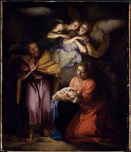 The Nativity of our Lord Jesus Christ (Midnight Mass) | St ...