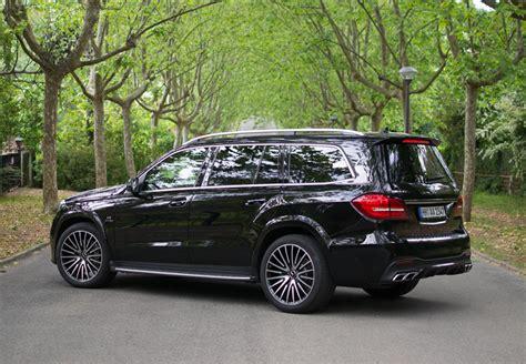 Rent Mercedes Gls 63 Amg