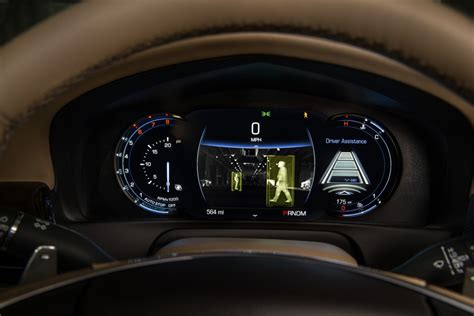 general motors night vision technology info gm authority