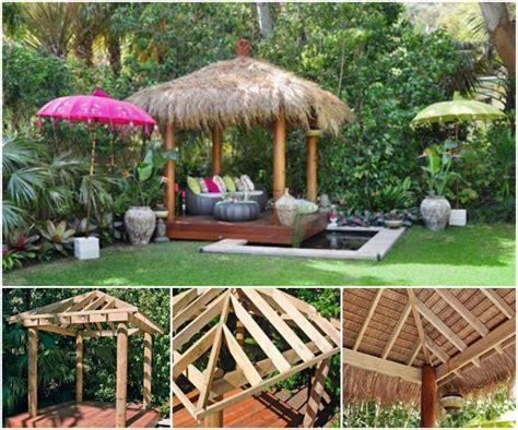 Backyard, Gardens And
