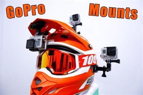fox motocross gopro motocross mounts youtube