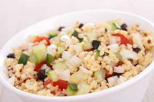 taboule  ses legumes frais recette de taboule  ses