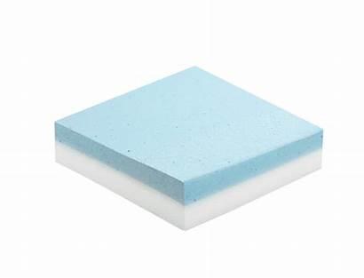 Foam Memory Mattress Extra Topper Gel Cool