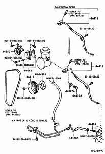 2001 Toyota Highlander Parts Diagram