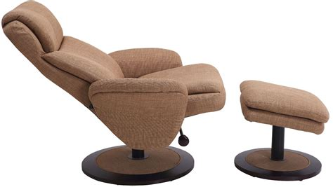 swivel recliner with ottoman denmark taupe fabric swivel recliner with ottoman denmark