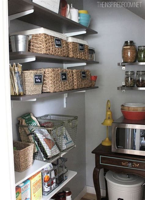 insanely clever ways  organize  tiny kitchen