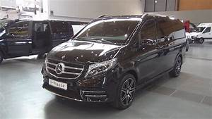 Mercedes 250 D : mercedes benz v 250 d exclusive 4matic 2018 exterior and interior youtube ~ Carolinahurricanesstore.com Idées de Décoration