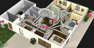Prix Clim Gainable : le gainable une quasi invisibilit pour votre confort ~ Premium-room.com Idées de Décoration