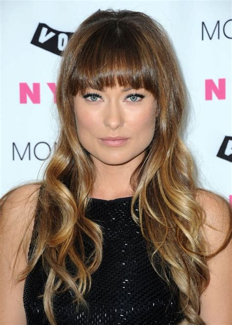 square face bangs hairstyle the best medium length haircuts for a square face hairstyles