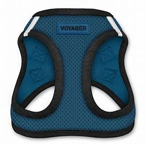Voyager Harness Size Chart Step In Air Dog Harness Two Tone Voyager Dog Harnesses