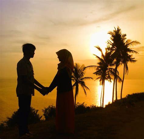 tempat sunset  romantis  lombok mutiara sasak